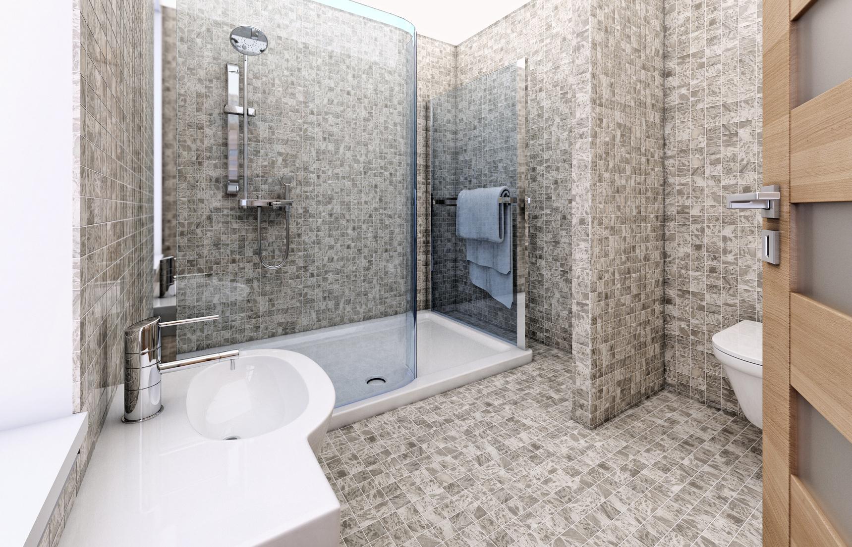 humidité dans la salle de bain